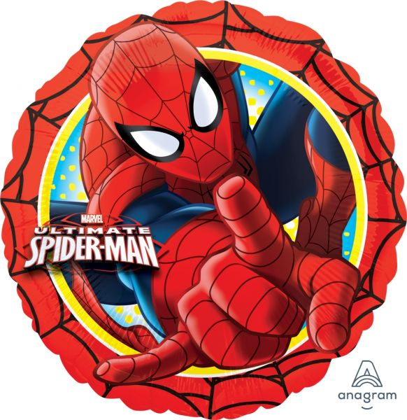 Ballon >>SPIDER-MAN ULTIMATE<<
