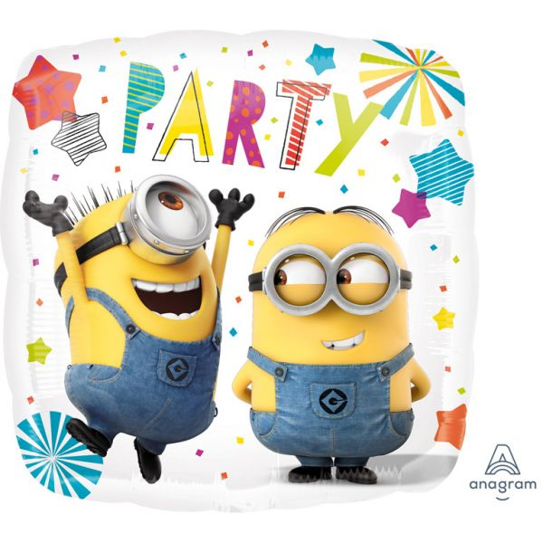 Ballon >>MINION PARTY<<