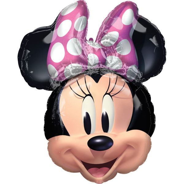 Ballon >>MINNIE MOUSE XXL - FOR EVER<<