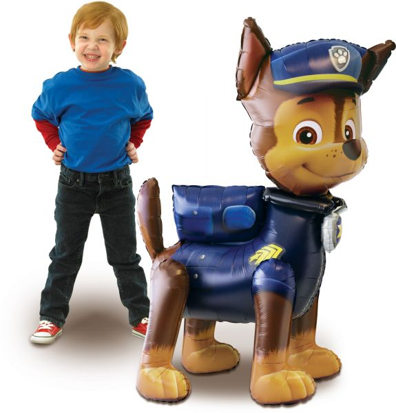 XXL Air-Walker Ballon >>CHASE - PAW PATROL<<