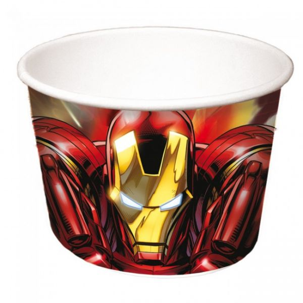 Eisbecher >>AVENGERS - POWER<<