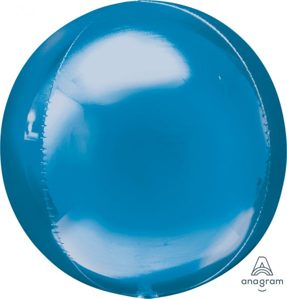 Ballon >>BUBBLE - BLAU<<