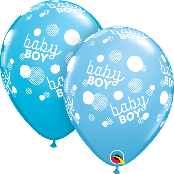 Luftballon >>BABY BOY<<
