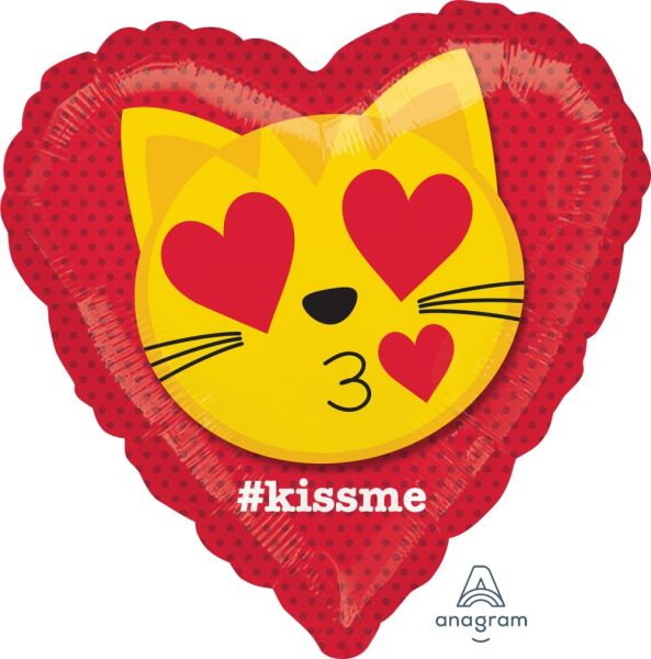 Ballon >> #KISSME<<