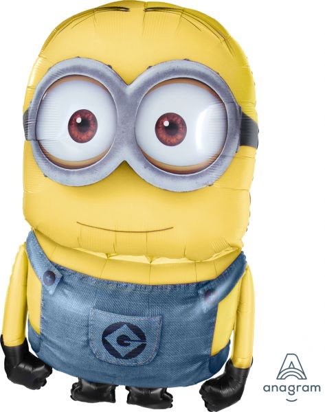XXL Air-Walker Ballon >>MINIONS<<
