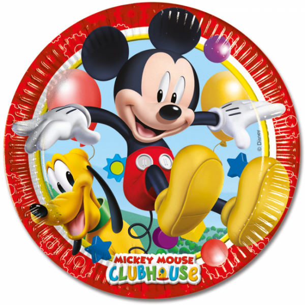 Papp-Teller >>MICKEY MOUSE - PLAYFUL<<