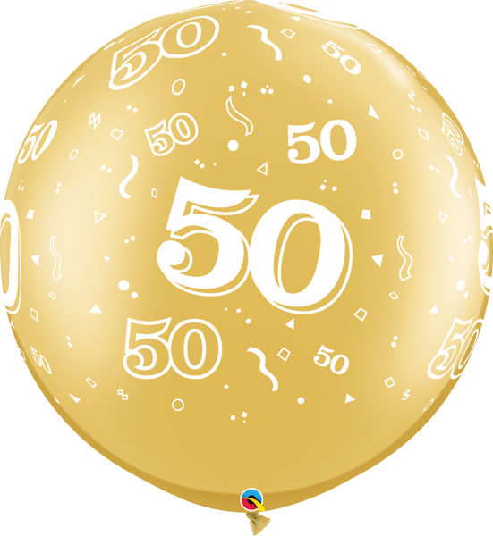 Riesenballon >>50 GOLD<<