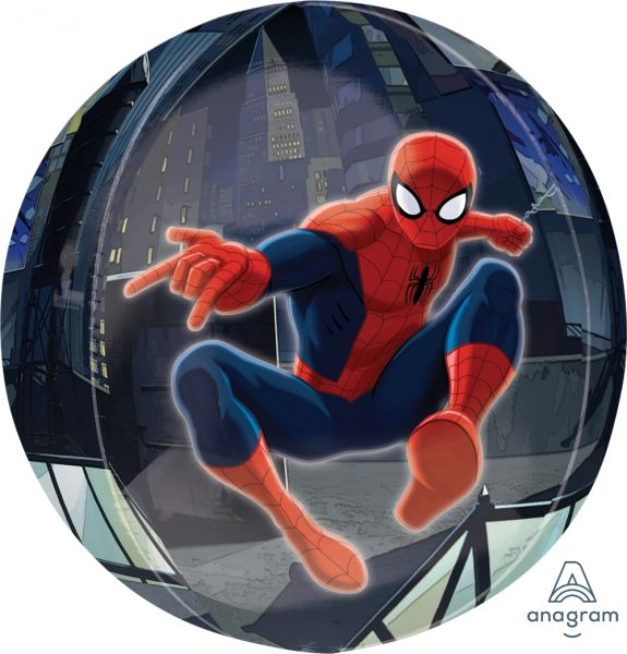 Ballon >>SPIDER MAN - FLYING<<