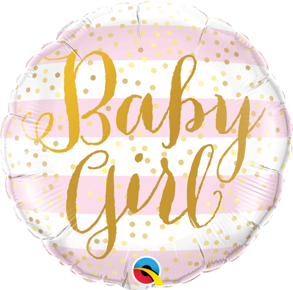 Ballon >>LUXURY - BABY GIRL<<