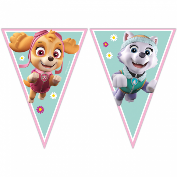 Girlande >>PAW PATROL - SKYE & EVEREST<<