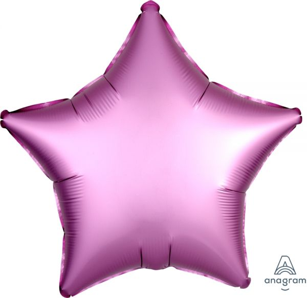 Ballon >>STERN SATIN LUXE - FLAMINGO<<