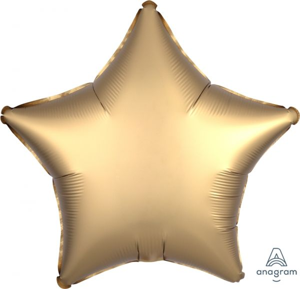Ballon >>STERN SATIN LUXE - GOLD<<